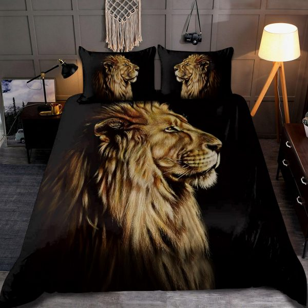 [Top-selling] the lion the king all over printed bedding set - maria