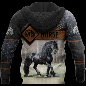 Premium Horse 3D All Over Printed Hoodie - Hothot 230221