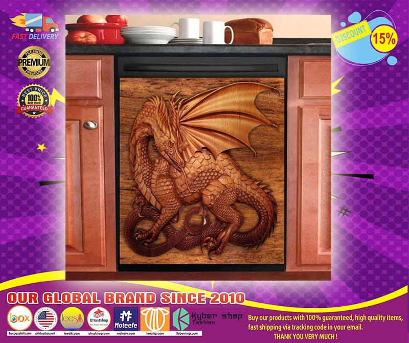 Dragon decor kitchen dishwasher - LIMITED EDITION