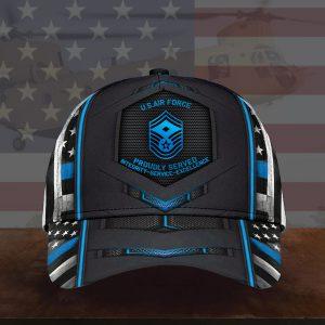 U.S Air Force 3D Cap