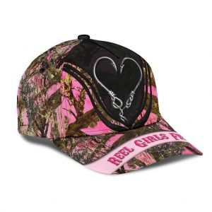 Reel girls fish classic cap - LIMITED EDITION