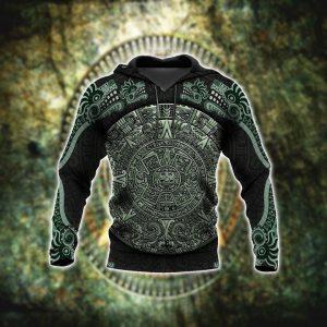Aztec jungle hoodie