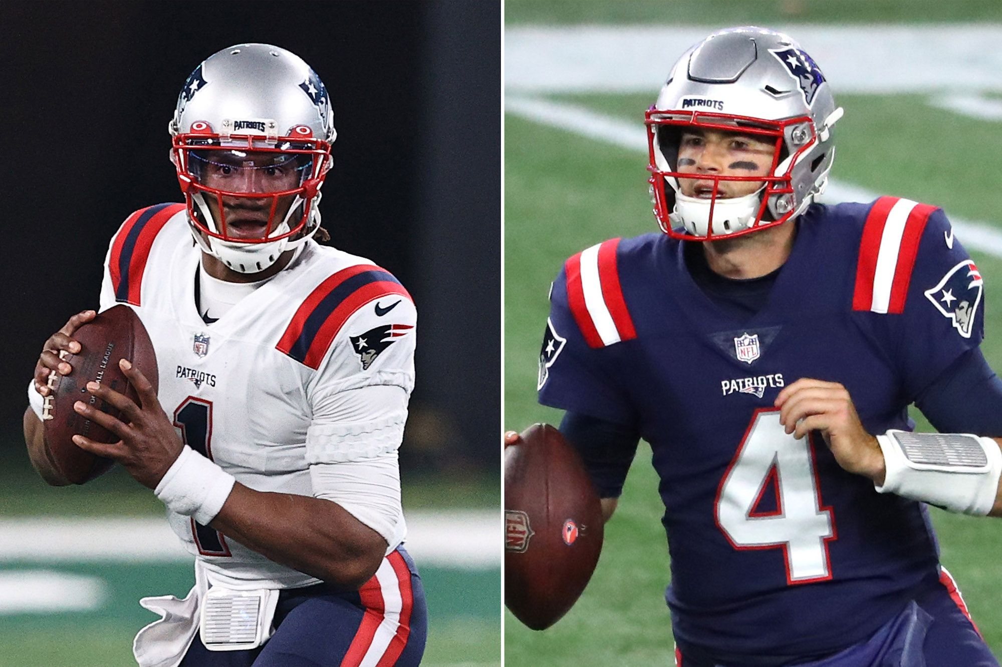 Jarrett Stidham sends reminder he is nonetheless a think about Patriots' QB image