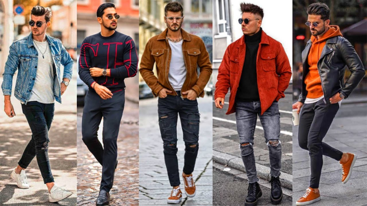 Guys, it's all within the shoulders: Tips on how to make your clothes fit proper