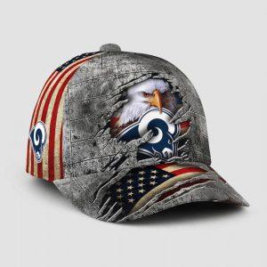 Eagle America Los Angeles Rams Cap