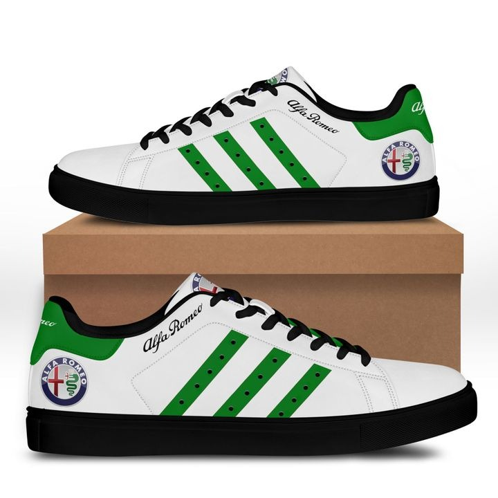 Alfa Romeo Green Line Stan Smith Shoes Is Available