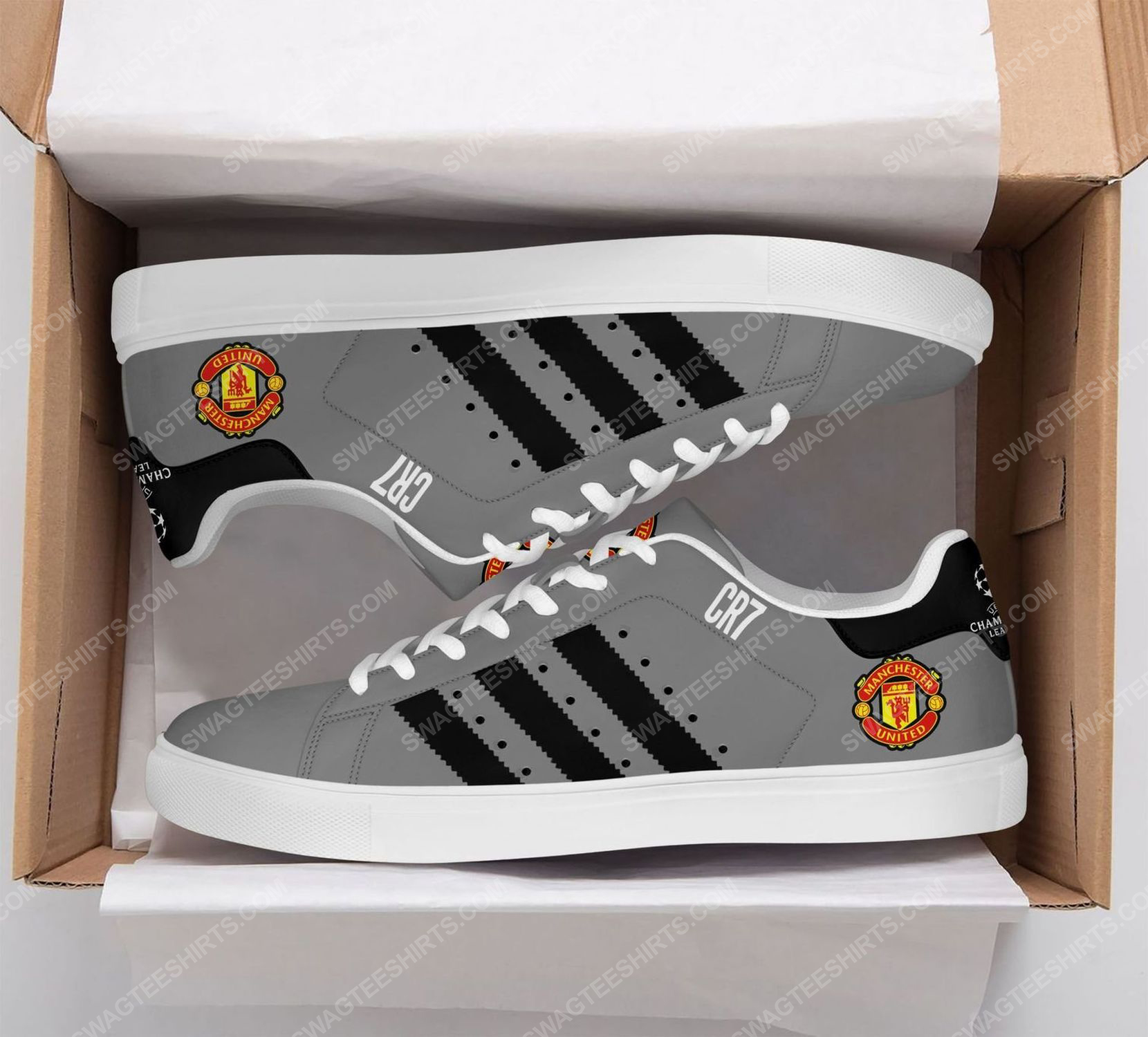 Manchester united football club stan smith shoes